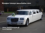 LIMO Chrysler 300c 10m / Limuzyna Mustang retro