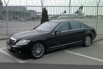 Mercedes S-Class W221 Long - Limuzyny do ślubu